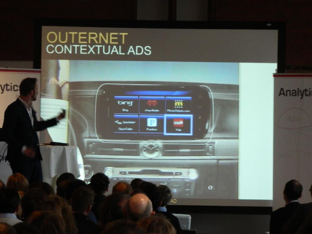 Das Outernet - Contextual Ads