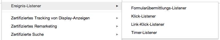 Das neue Auto Tagging für Events des Google Tag Managers